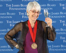 Lorna Sass Wins James Beard Award